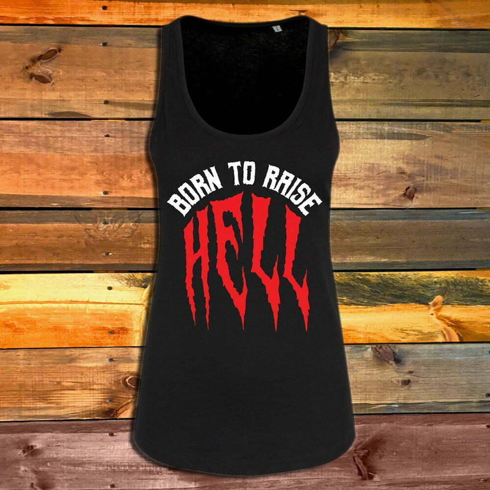 Дамски Потник Born To Raise Hell