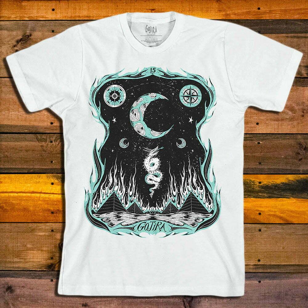 Тениска Gojira Dragons Dwell