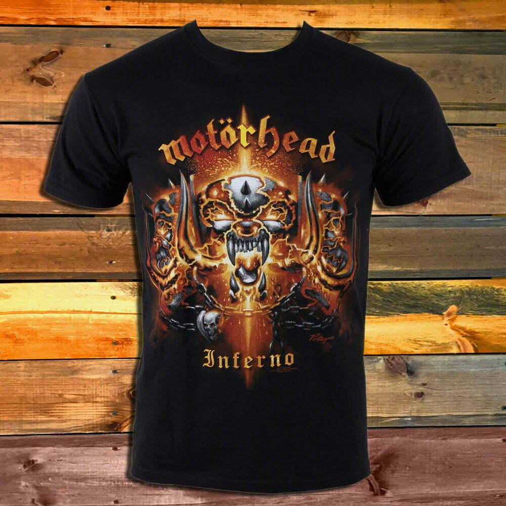 Тениска Motorhead Inferno