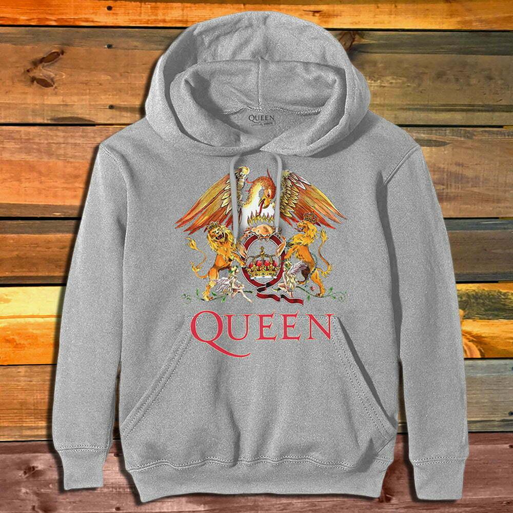 Суитчър Queen Classic Crest