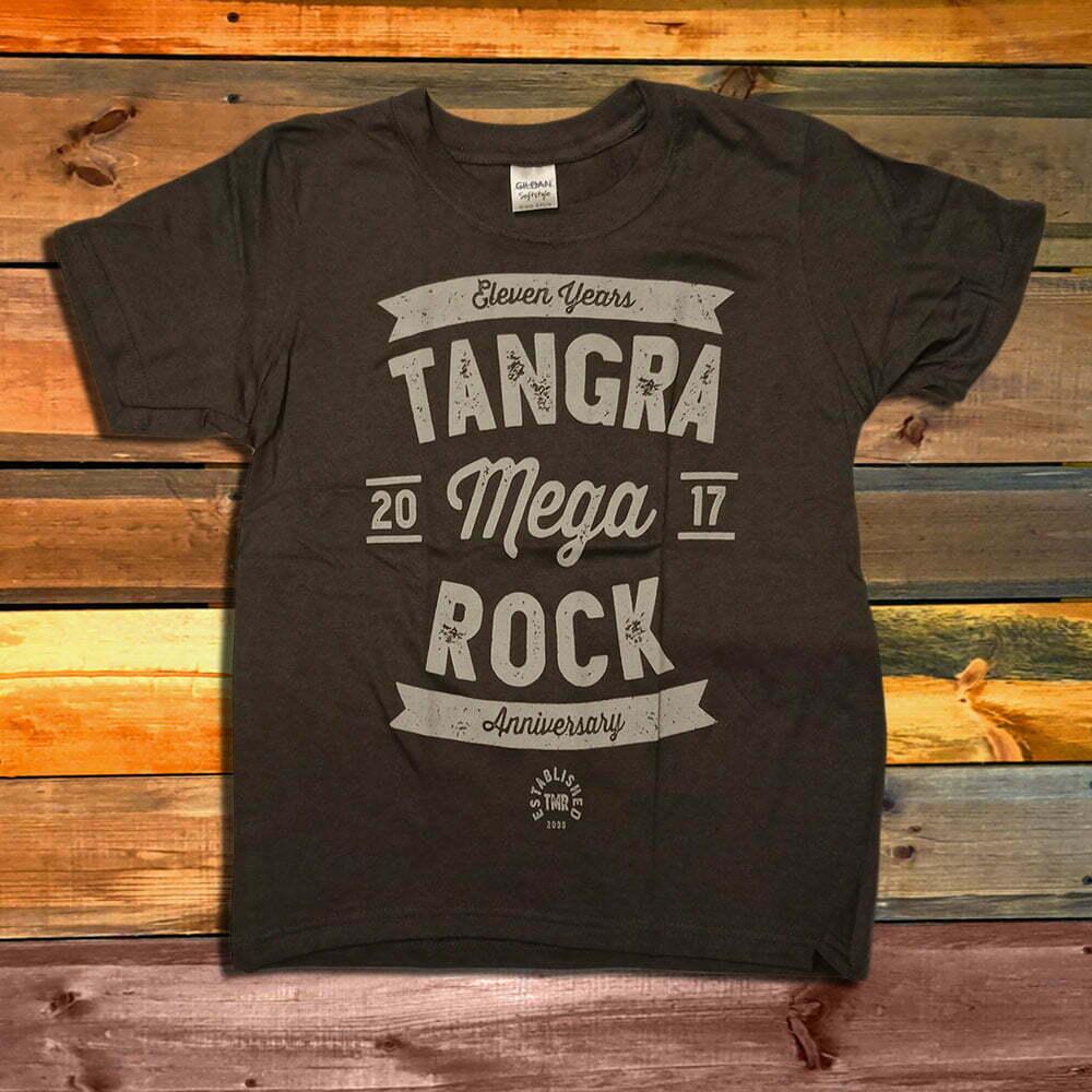 Детска Тениска Tangra Mega Rock