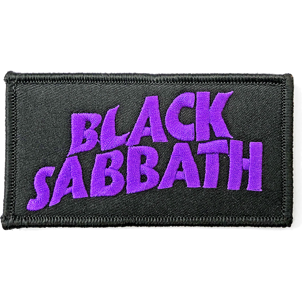 Нашивка Black Sabbath Logo