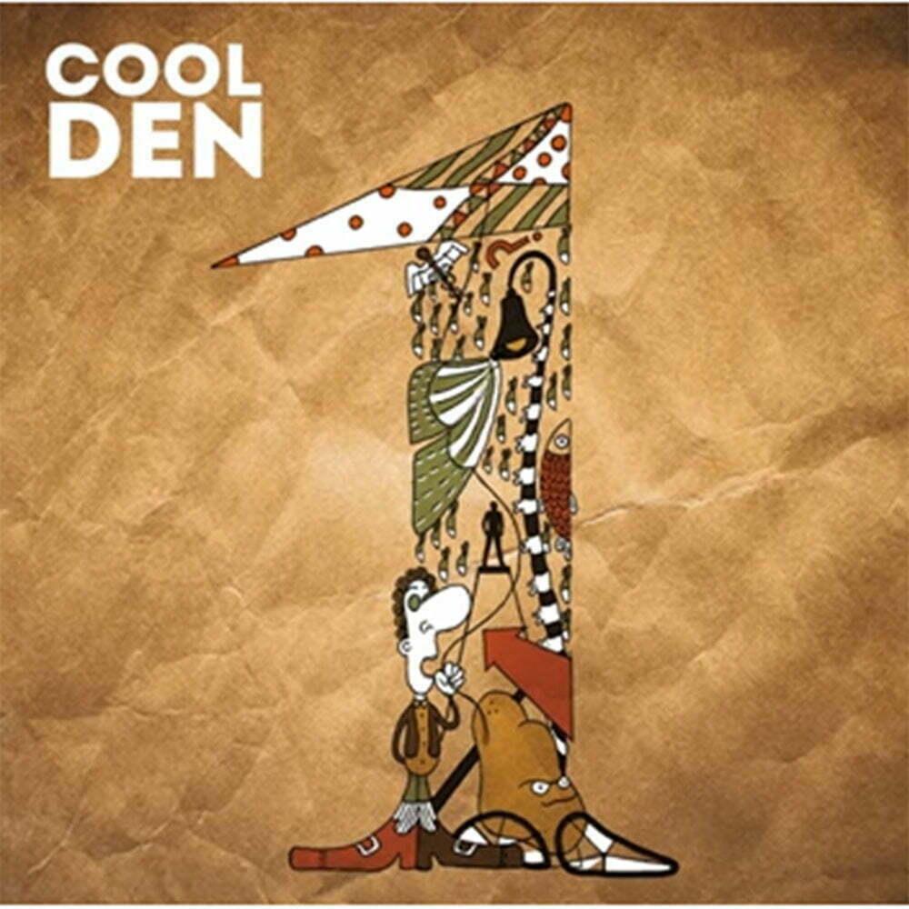 Cool Den - 1 - CD