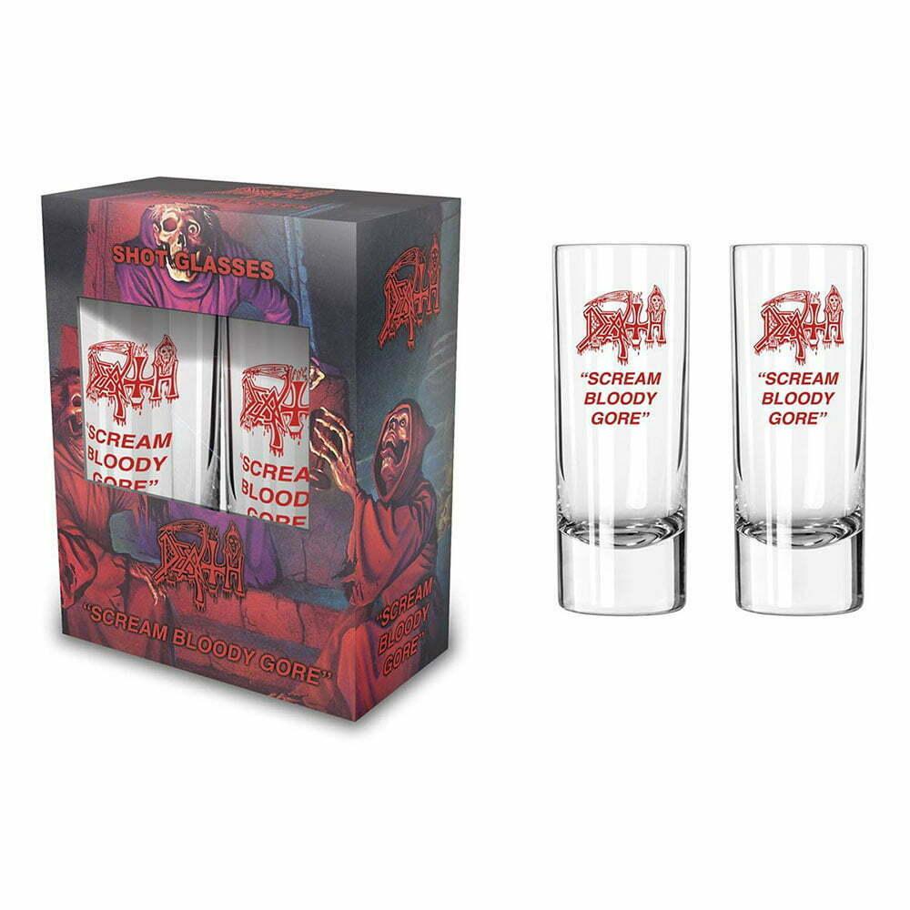 Чаши за шотове Death Scream Bloody Gore