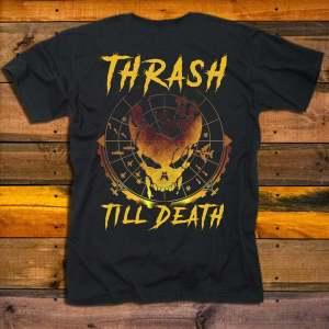 Тениска Destruction Live Attack гръб
