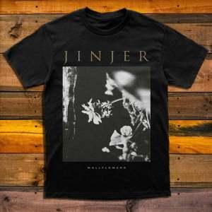 Тениска Jinjer Wallflowers