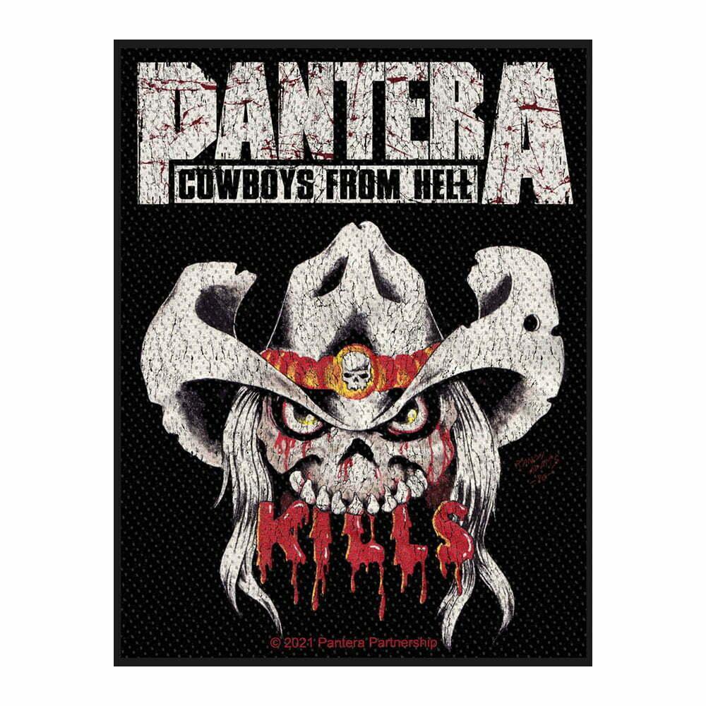 Нашивка Pantera Kills