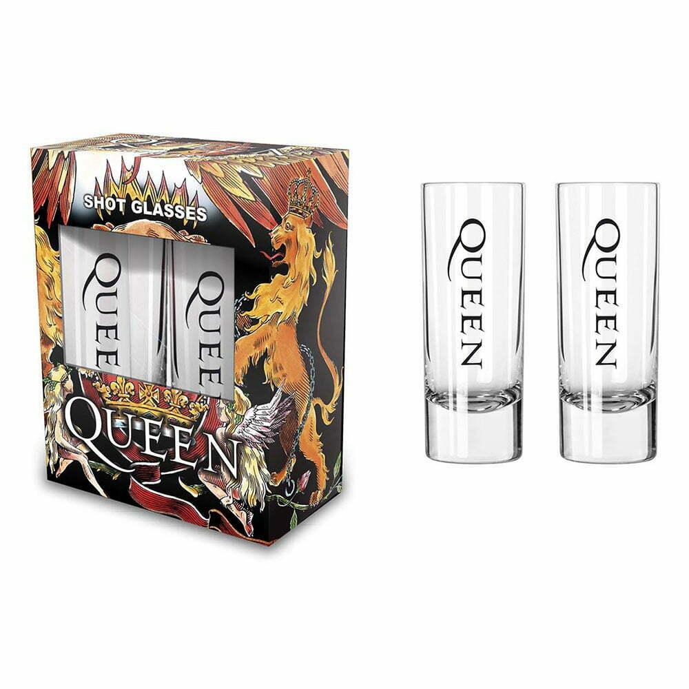 Чаши за шотове Queen Logo