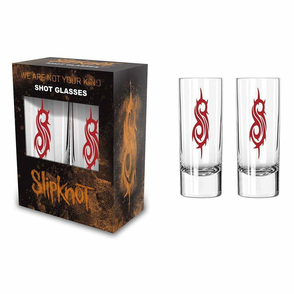 Чаши за шотове Slipknot Logo