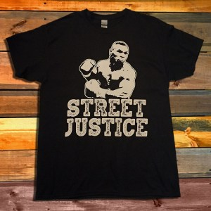Тениска Street Justice - Punch