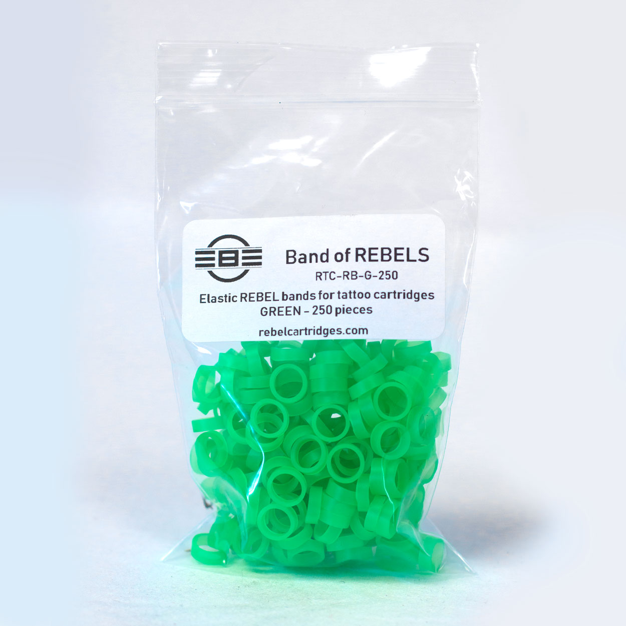 Band of REBELS - 250pc package - REBEL Tattoo Equipment