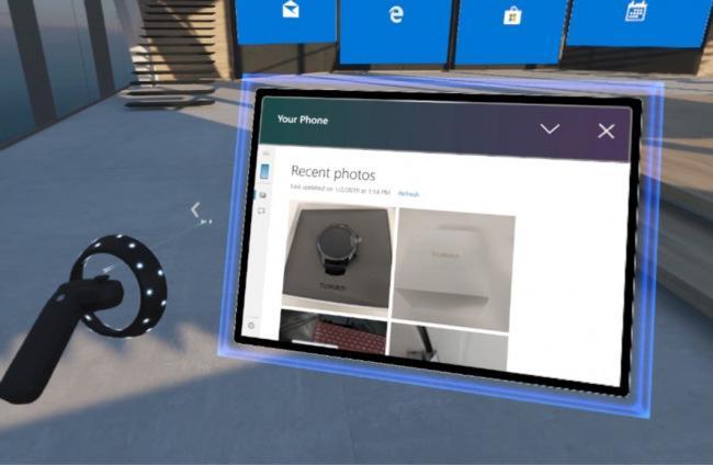 Fluent Design добрался и до Смешанной реальности Windows