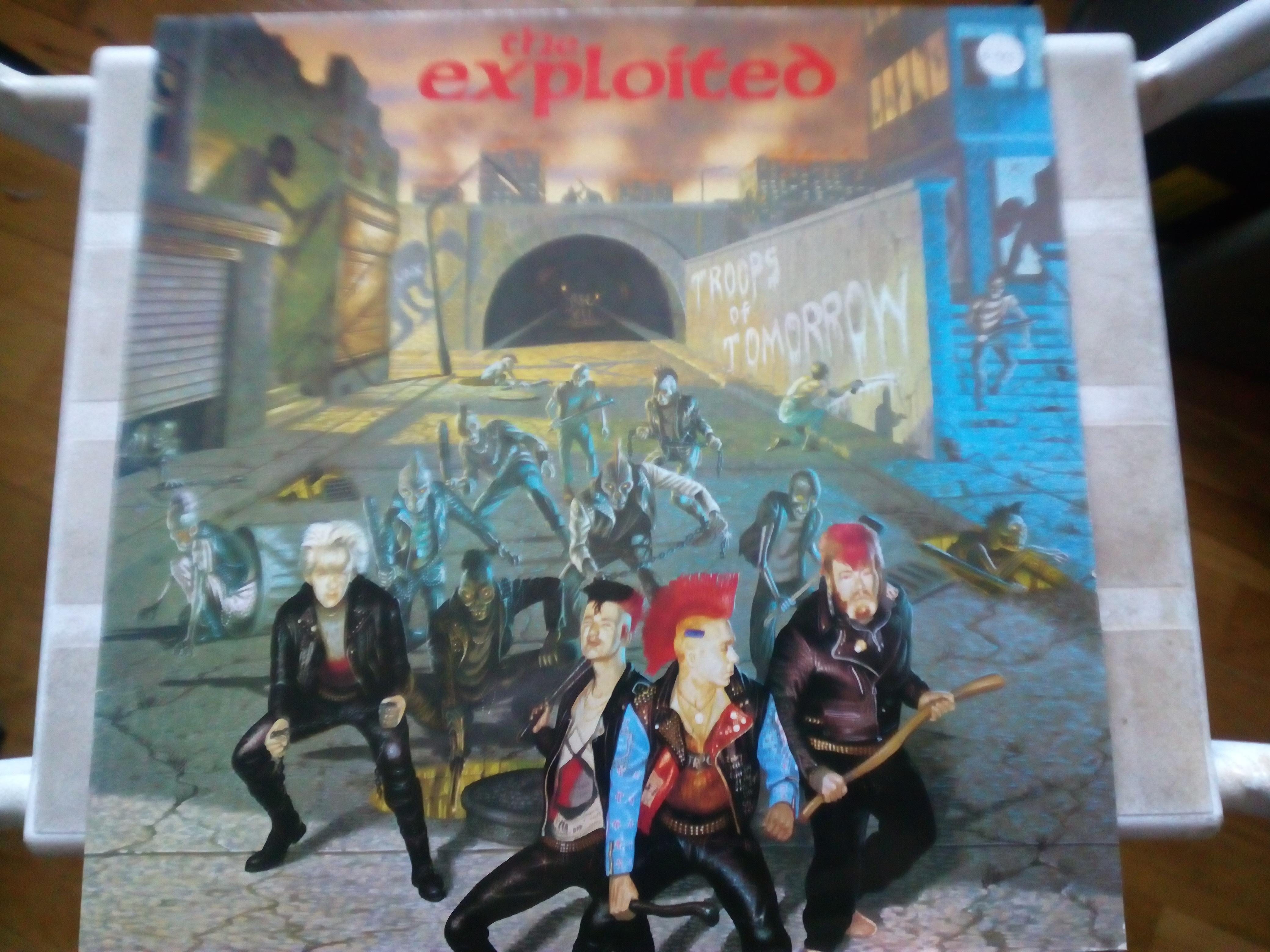 Exploited album artwork 1