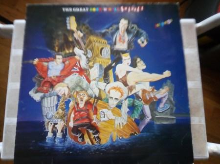 Sex Pistols album artwork 1