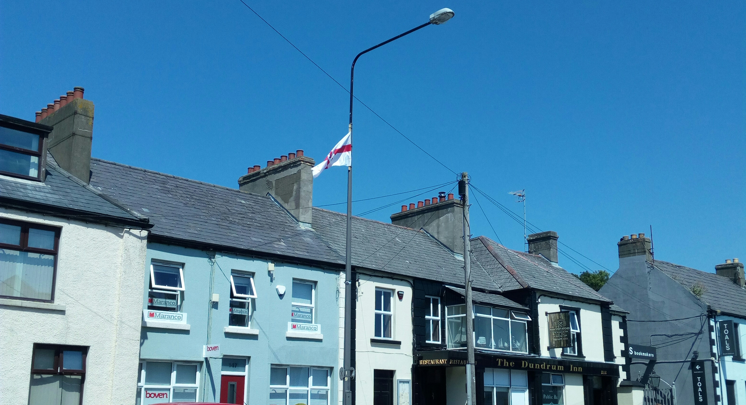 Dundrum flegs 2