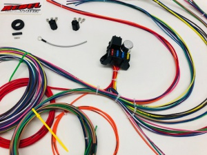 vw bug wiring diagram for dune buggy 1988 winnebago chieftain rebel wire kits real rods v w rail