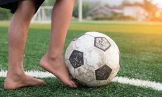 Сколько стоит футбол для детей?