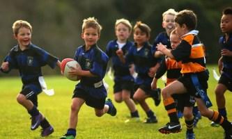 Стоимость занятий регби для детей