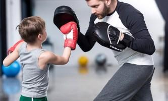 Плюсы бокса для детей