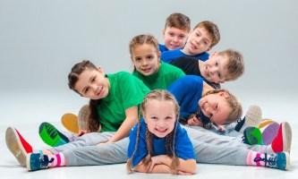 Аэробика для детей: мальчики и девочки