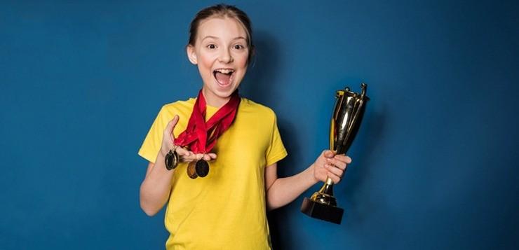 Ребенок-чемпион