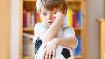 Родители не пускают на тренировки из-за плохих оценок