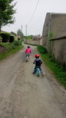 Promenons nous en vélo