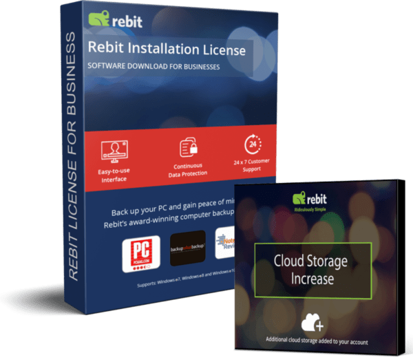 Rebit Business Product Bundle 3D