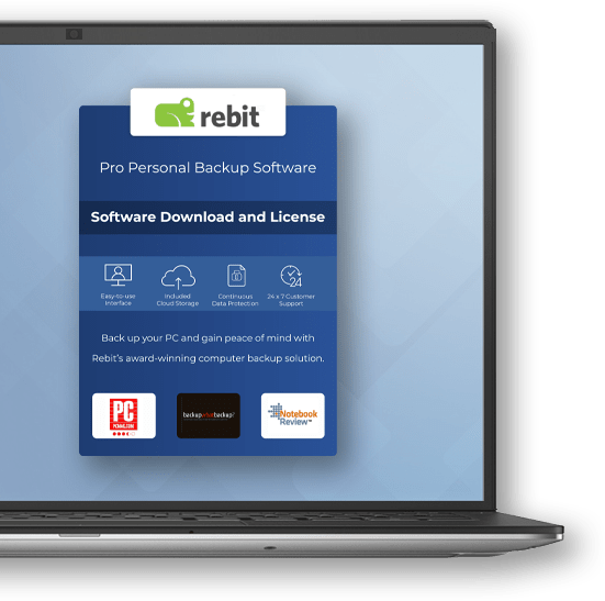 Rebit | Backup Software for Your Windows Computer