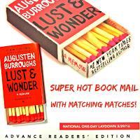 Book Review: Lust and Wonder by Augusten Burroughs