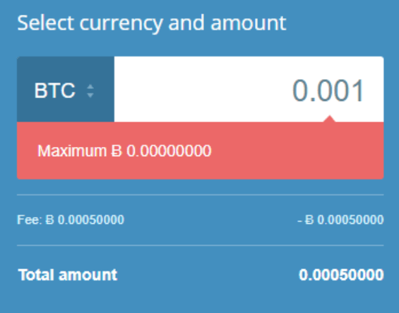 cex.io select currency