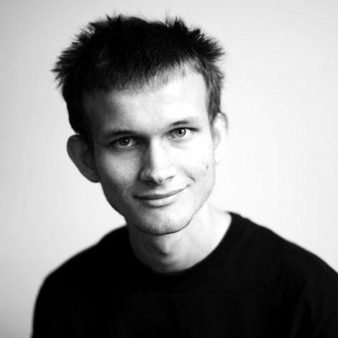 Vitalik Buterin portrait