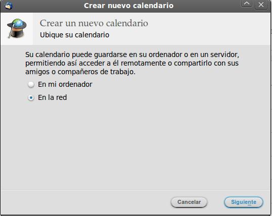 Sincronización de Mozilla Thunderbird con google calendar (1/2)