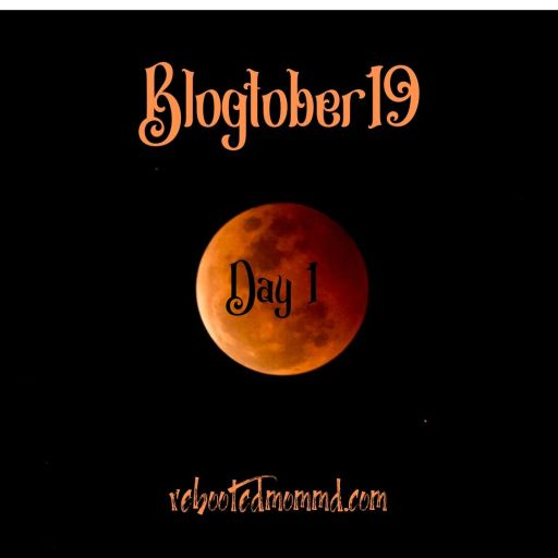 Orange Mom Blogtober