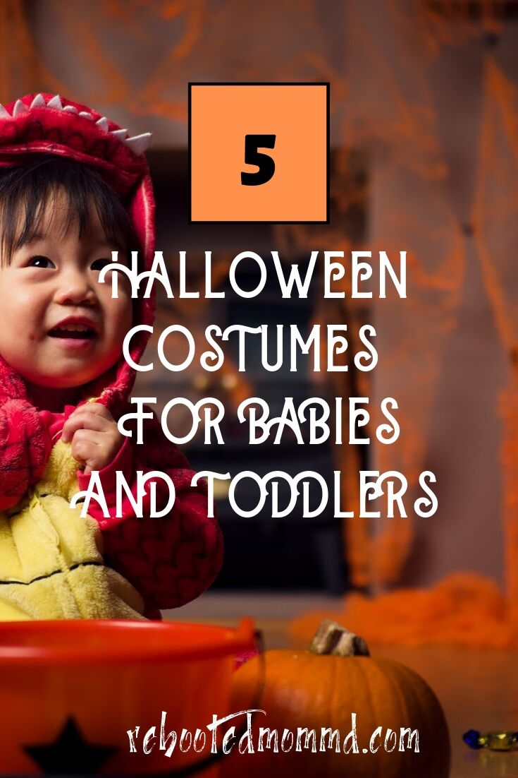 5 Fun Baby and Toddler Costumes