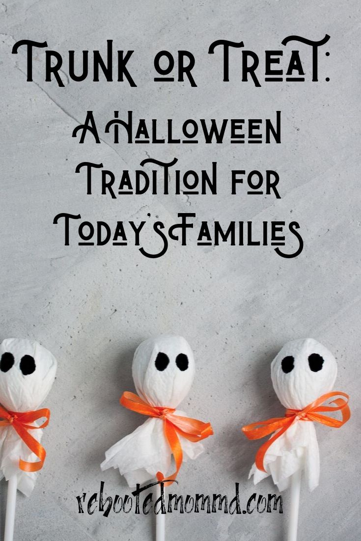 Trunk or Treat: A Halloween Tradition for Today\'s Families