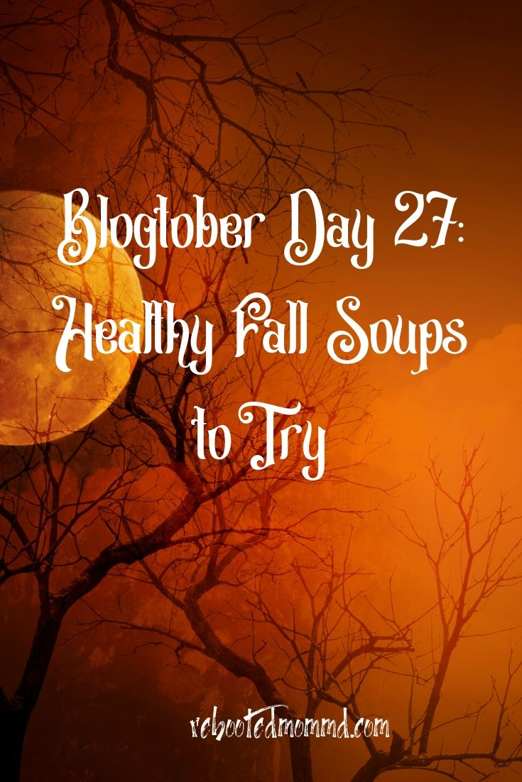 Healthy Soups for This Fall