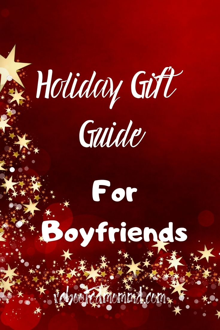 Holiday Gift Guide: For Your Boyfriend