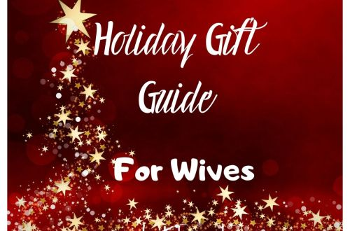 holiday gift guide wives