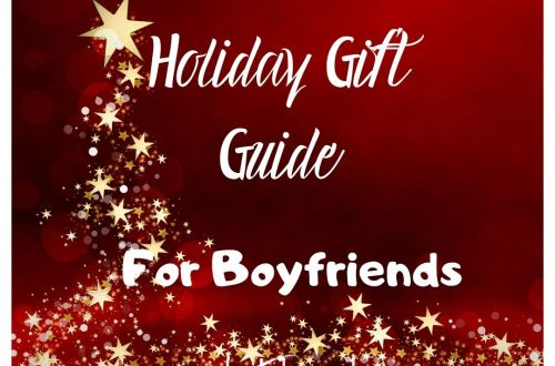 holiday gift guide boyfriends