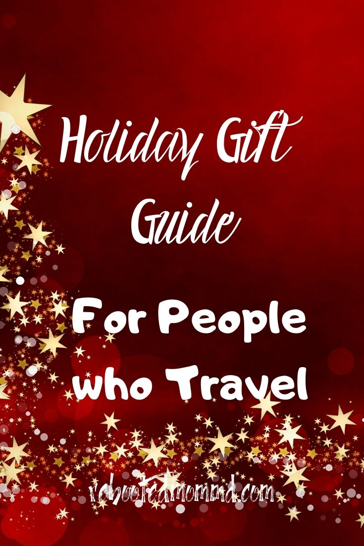 Holiday Gift Guide: For People Who Travel
