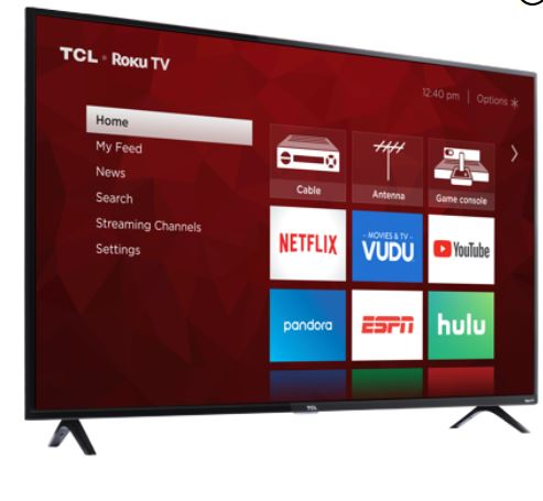 cyber monday black friday TCL tv tv deals