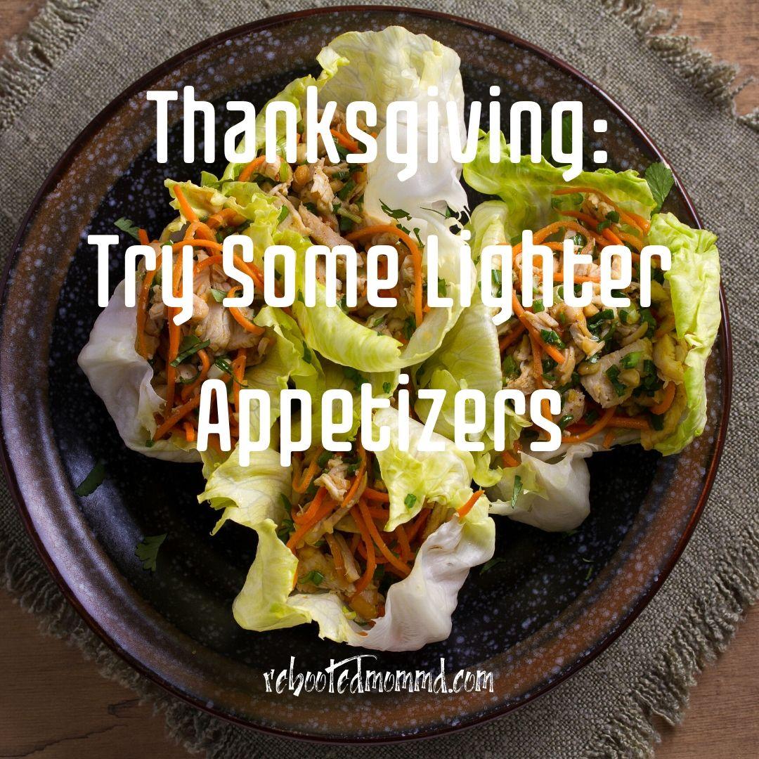 thankgiving food appetizer