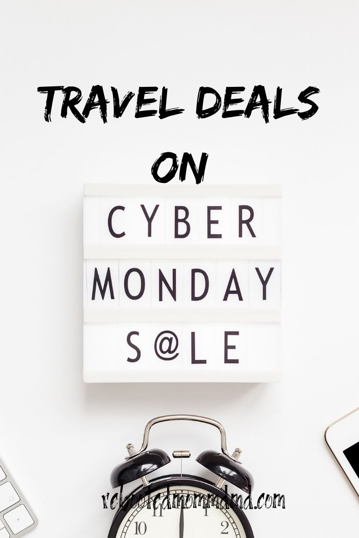 Cyber Monday Travel Deals for 2019