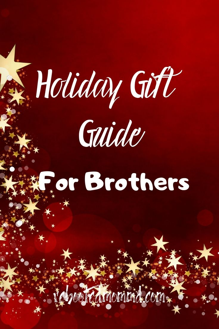 Holiday Gift Guide: For Your Brother