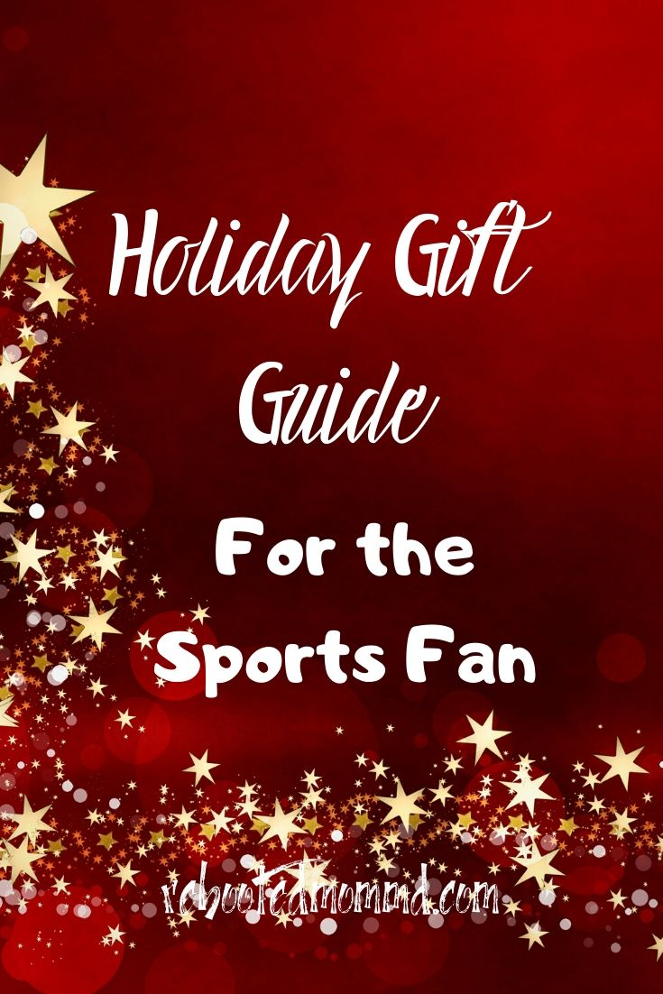 Holiday Gift Guide: For the Sports Fan