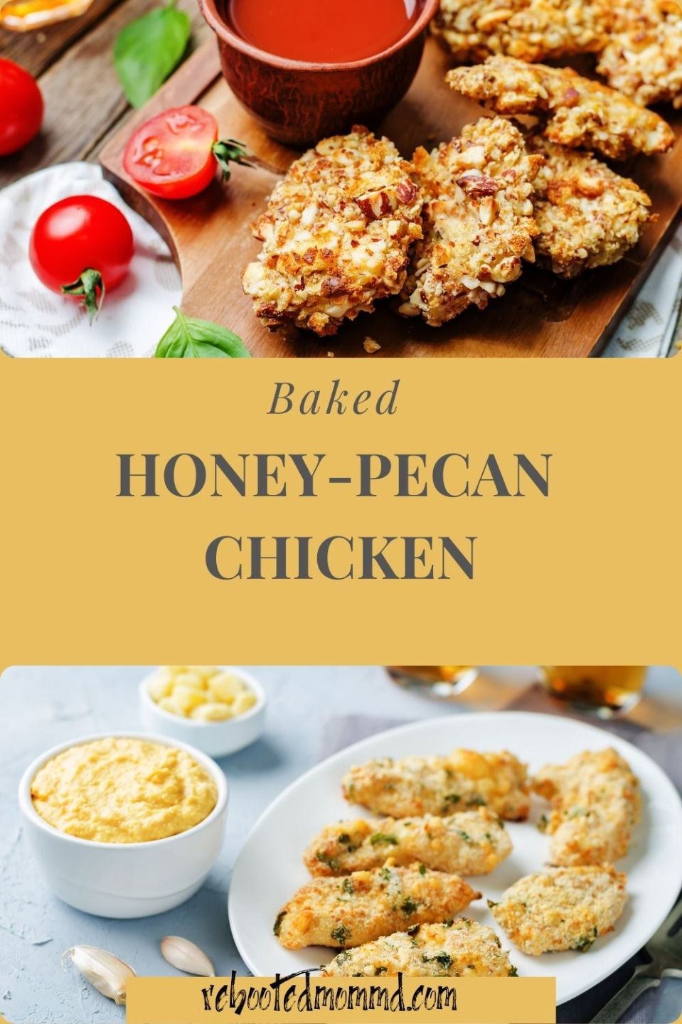 Honey Pecan Chicken