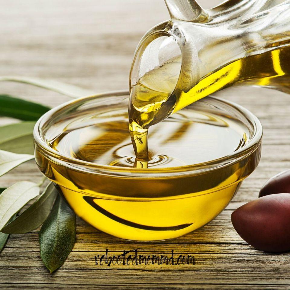 oive oil dry skin