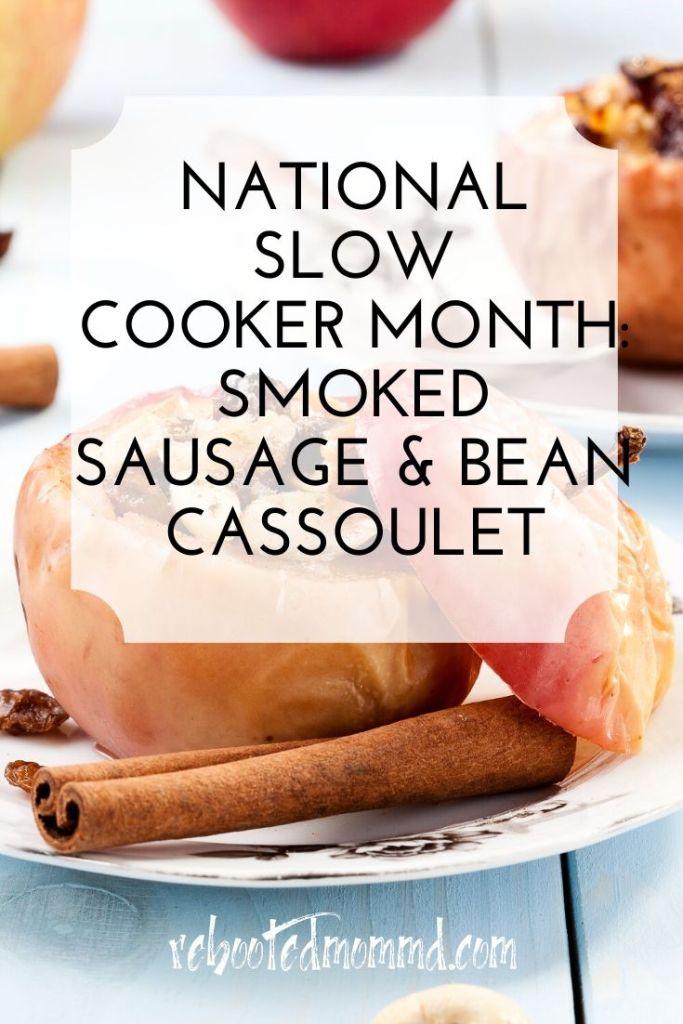 Smoked Sausage & Bean Cassoulet