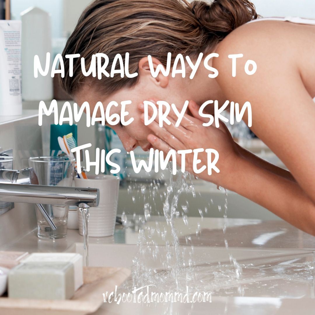 dry skin natural products